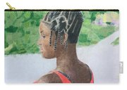 Surinamese Girl Carry-all Pouch