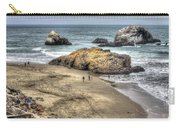 Ocean Beach Carry-all Pouch