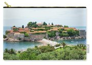 Sveti Stefan, Montenegro Carry-all Pouch