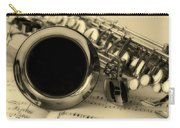 Sweet Sounds Of The Sax Carry-all Pouch