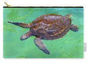 Swimming Along Carry-all Pouch