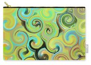 1# Swirls  Carry-all Pouch