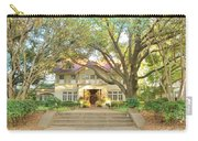 Swiss Avenue Historic Mansion Dallas Texas Carry-all Pouch