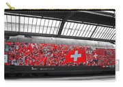 Swiss Train To Zurich Carry-all Pouch