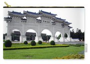 Taiwan Chieng Kai-shek Memorial Hall. Carry-all Pouch