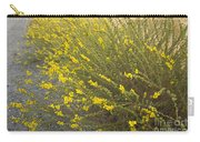 Tarweed Flowering Carry-all Pouch