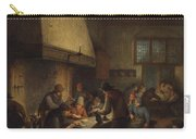 Tavern Scene Carry-all Pouch