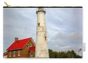 Tawas Point Lighthouse - Lower Peninsula, Mi Carry-all Pouch
