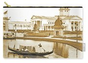 Tennessee Centennial Exposition, Auditorium Building, Lake And G Carry-all Pouch