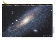 The Andromeda Galaxy Carry-all Pouch by Robert Gendler