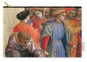 The Annunciation Carry-all Pouch by Fra Angelico