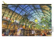 The Apple Market Covent Garden London Art Carry-all Pouch
