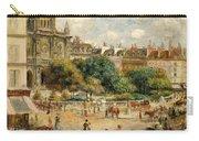 Place De La Trinite, 1893 Carry-all Pouch
