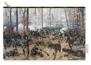 The Battle Of Shiloh Carry-all Pouch