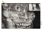 The Beast Of Babylon Carry-all Pouch by Otto Rapp