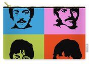 The Beatles Colors Carry-all Pouch