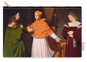 The Betrothal Of Raphael And The Niece Of Cardinal Bibbiena Carry-all Pouch