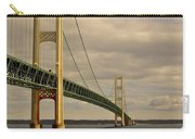 The  Mackinac Bridge Carry-all Pouch
