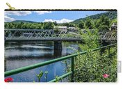 The Bridges At Shelbourne Falls Carry-all Pouch
