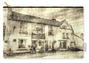 The Bull Pub Theydon Bois Vintage Carry-all Pouch