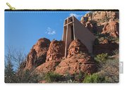 The Chapel Of The Holy Cross Carry-all Pouch