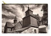 The Church Of Fagervik Carry-all Pouch