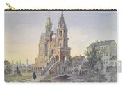 The Church Of The Dormition Carry-all Pouch