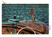 The Classic 1958 Chris Craft Carry-all Pouch