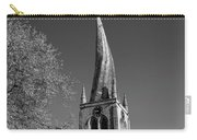 The Crooked Spire Of St Mary And All Saints Church, Chesterfield Carry-all Pouch
