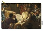 The Crowning With Thorns Of Jesus Carry-all Pouch