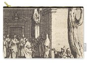 The Death Of Judas Carry-all Pouch