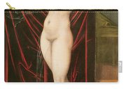 The Death Of Lucretia Carry-all Pouch