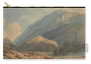 The Entrance Into Borrowdale Carry-all Pouch