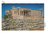 The Erechtheum On The Acropolis, Athens, Greece Carry-all Pouch