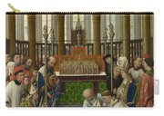 The Exhumation Of Saint Hubert Carry-all Pouch
