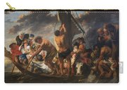The Ferry Boat To Antwerp Carry-all Pouch