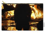 The Fireman Carry-all Pouch by Benanne Stiens