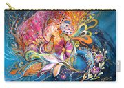 The Flowers Of Sea Carry-all Pouch
