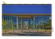 The Fort Worth Modern Art Museum Carry-all Pouch
