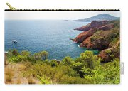 The French Riviera  Carry-all Pouch
