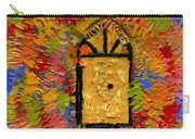 The Golden Door Of Grace Carry-all Pouch