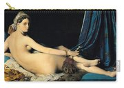 The Grand Odalisque Carry-all Pouch