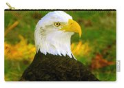 The Great Bald Eagle Carry-all Pouch