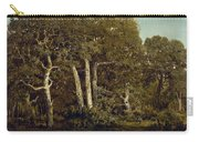 The Great Oaks Of Old Bas-breau Carry-all Pouch