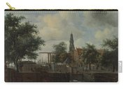 The Haarlem Lock Amsterdam Carry-all Pouch
