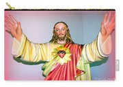 The Hands Of Christ Carry-all Pouch
