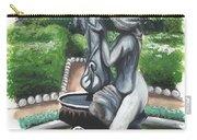 The Hidden Fountain Carry-all Pouch
