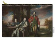The Honorable Henry Fane With Inigo Jones And Charles Blair Carry-all Pouch