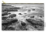 The Jagged Rocks And Cliffs Of Montana De Oro State Park Carry-all Pouch