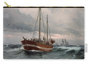 The Lightship At Skagen Reef Carry-all Pouch